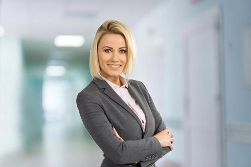Manager ds. Opieki Szpitalnej
