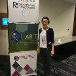 Agnieszka Rosińska na Konferencji w Pittsburghu