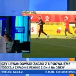 """Dr Zdanowicz w programie """"Wstajesz i wiesz""""."""