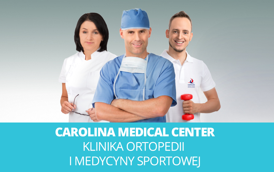 Carolina Medical Center to klinika ortopedii, chirurgii kręgosłupa, rehabilitacji i medycyny sportowej.