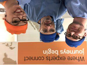 Dr Michał Drwięga uczestniczył w kursie cadaverowym dotyczącym chirurgii barku. Kurs organizowany był przez firmę Smith&Nephew.
