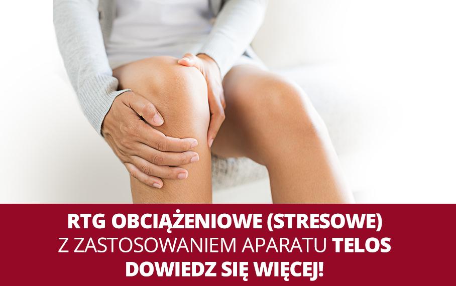 RTG obciążeniowe stresowe jest badaniem niestabilności stawów.