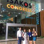 Specjaliści z Carolina Medical Center na ISAKOS - światowym kongresie ortopedycznym