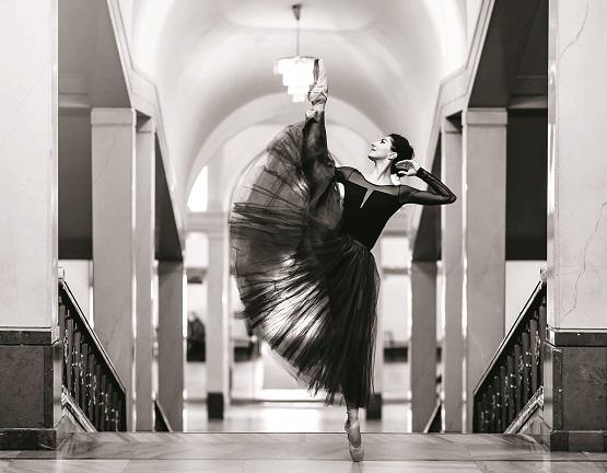 Chinara Alizade jest pierwszą solistką Polskiego Baletu Narodowego.